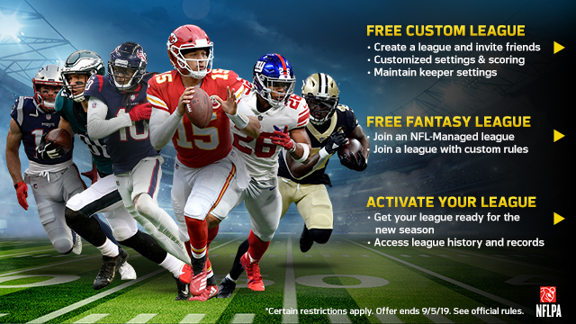 sportsbook websites nfl fantasy league