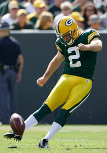 Mason Crosby